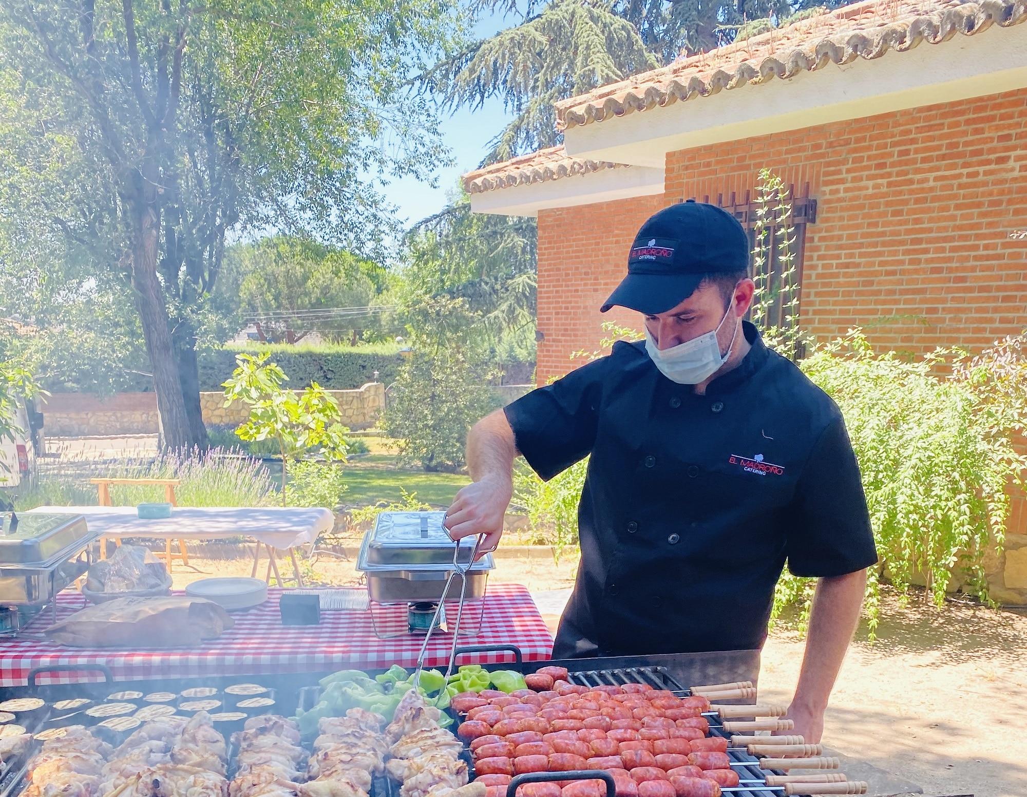 Mini burgers de La Habichuela Delivery, Comida a Domicilio en Alcobendas